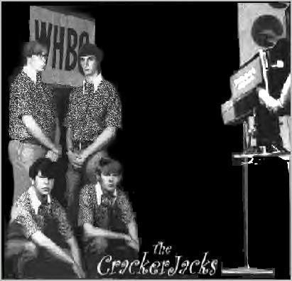 1967 CrackerJacks Talent Party WHBQ TV Appearance